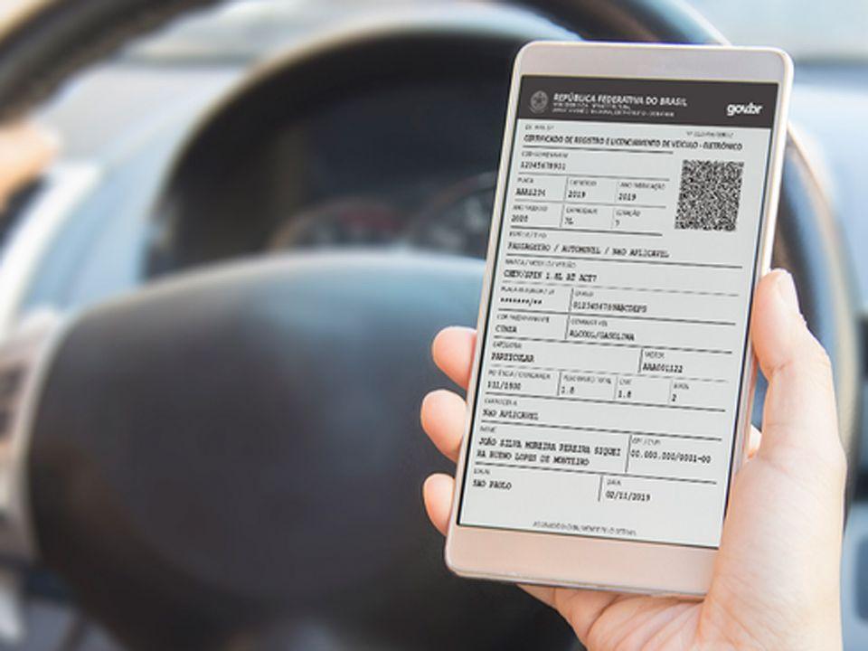 Detran.SP ensina como fazer a transferência de veículo pela internet